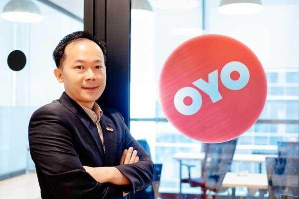 Alfian Lim pimpin OYO di Indonesia