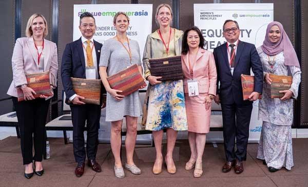 Telkomtelstra suarakan kesetaraan gender di ASEAN Women CEOs Summit 2019