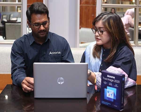 Acronis pasarkan produk melalui Bhinneka