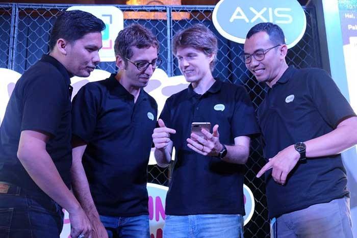 XL segarkan aplikasi AXISnet