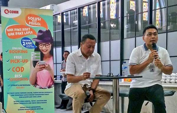 Pos Indonesia dukung pelaku eCommerce dengan Q-Comm