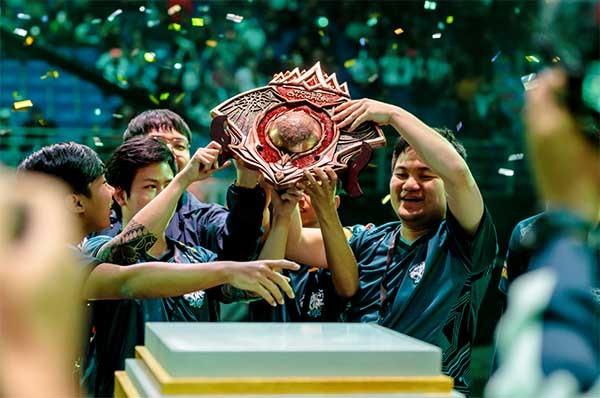 Tim EVOS Legends jadi juara kompetisi M1