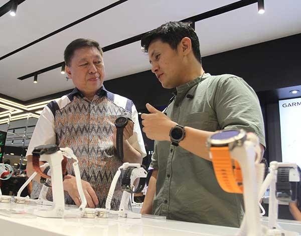 Garmin tambah Official Brand Store di Jakarta