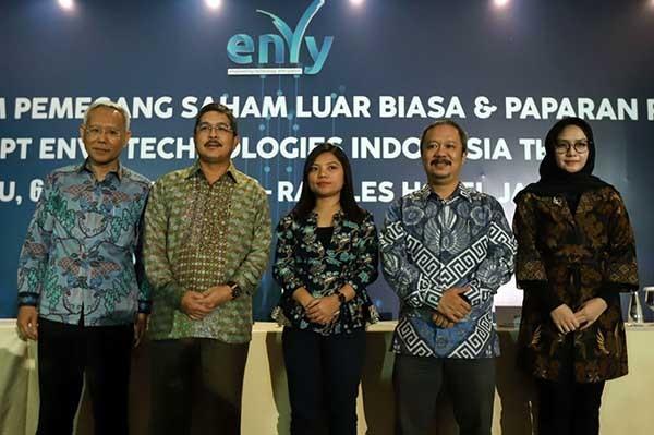 Pendapatan Envy Technologies melesat 147%