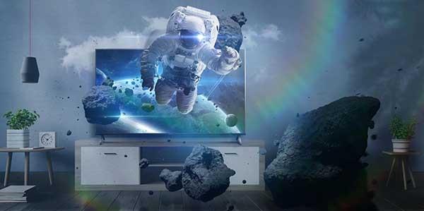 Panasonic rilis 4K TV GX800