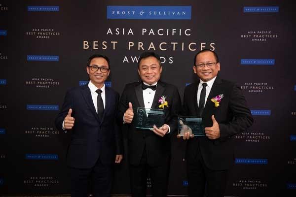 TelkomGroup berjaya di ajang Frost & Sullivan 2019 Asia Pacific Best Practices Awards