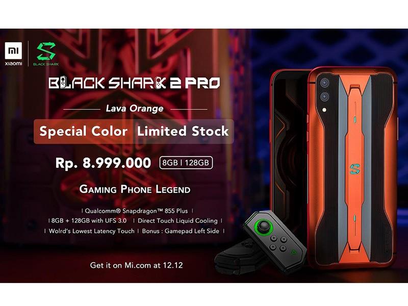 Ini varian anyar Smartphone gaming flagship Xiaomi dan Black Shark