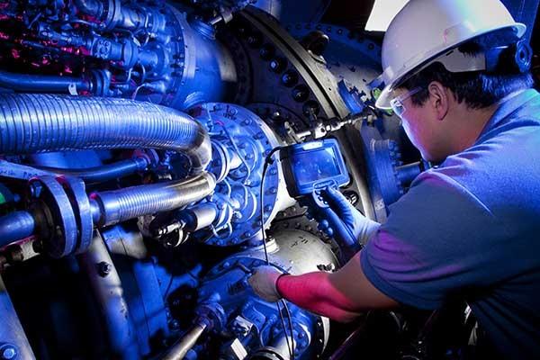 GE kembangkan pusat perbaikan turbin gas