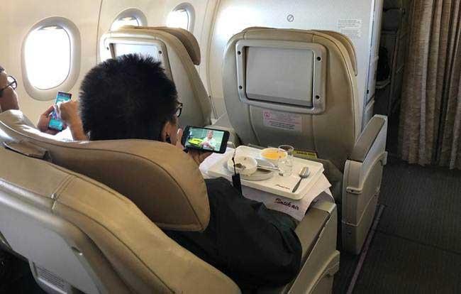 Asyik, Batik Air sediakan akses WiFi