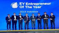Bos Investree menjadi finalis EOY Indonesia 2019