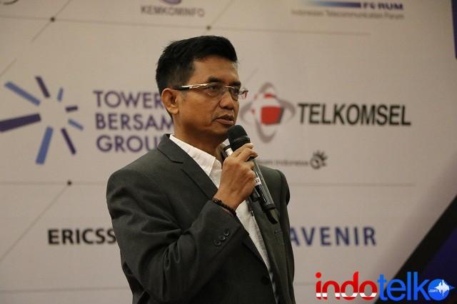 Direktur Network Telkomsel, Iskriono Windiarjanto
