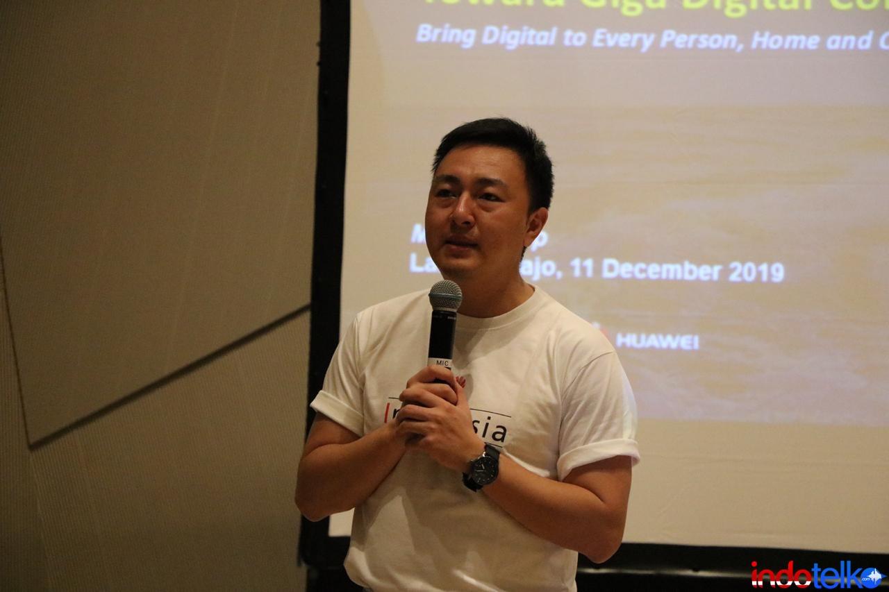 Menuju gerbang 5G lewat inovasi Huawei