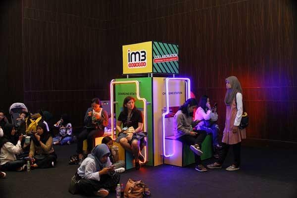 Kiat Indosat garap pasar content creators