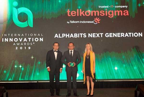 Solusi AlphaBITS Next Generation dari Telkomsigma raih IIA 2019