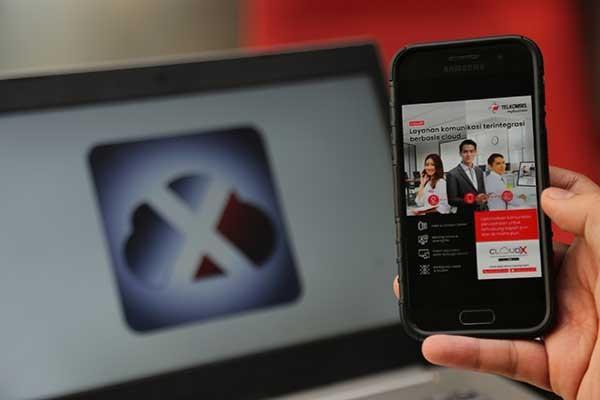 CloudX, solusi virtual PABX dari Telkomsel