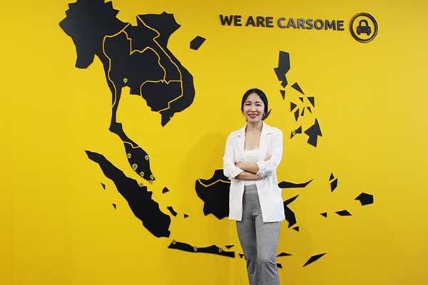 Carsome appoints Juliet Zhu as CFO