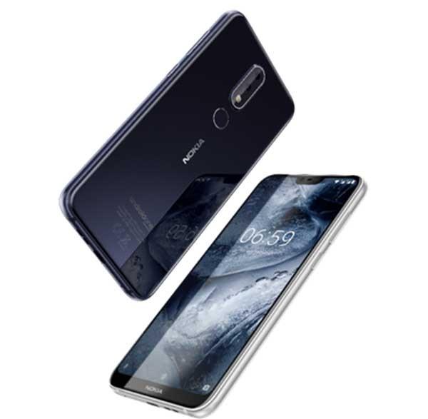 Nokia 6.1 Plus dapatkan update Android OS terbaru