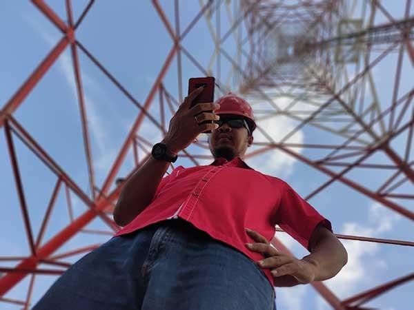 Telkomsel apresiasi para penjaga BTS