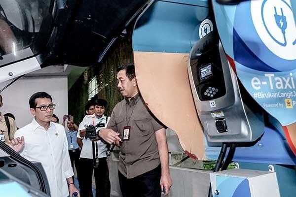 Menteri Wishnu puji Bandara Soetta setara dengan Bandara di AS
