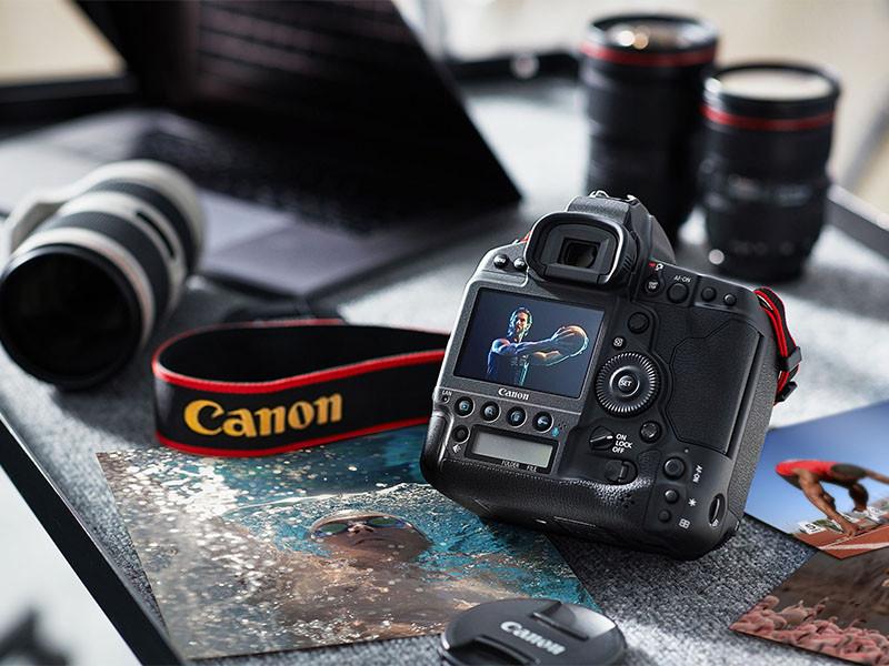 Canon pasarkan EOS 1D X Mark III