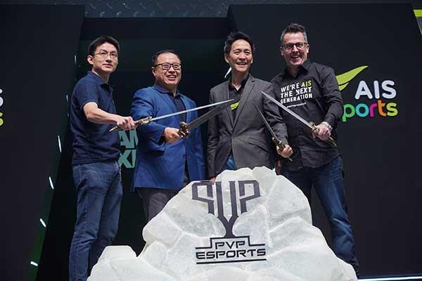 Liga Komunitas Esports PVP Singtel meningkat di tahun 2020