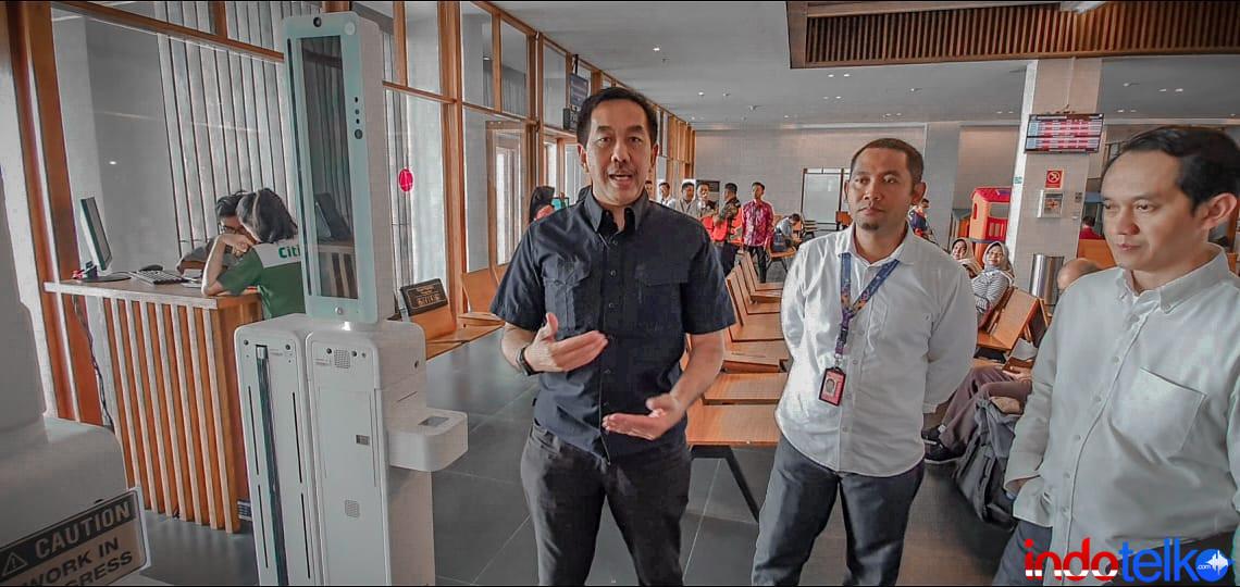 AP 2 pakai teknologi pengenal wajah di Bandara Banyuwangi