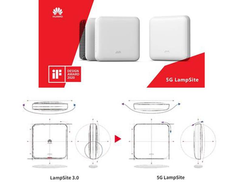 Kedua kalinya, Huawei 5G Lampsite raih IF Industrial Design Awards