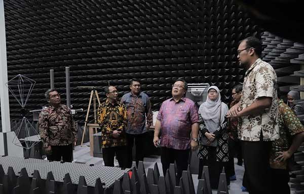 Mantap, Indonesia miliki Anechoic Chamber untuk tes satelit