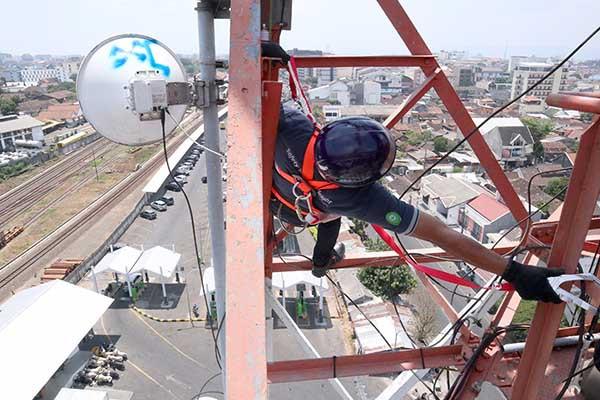 XL gencar fiberisasi jaringan di Jawa