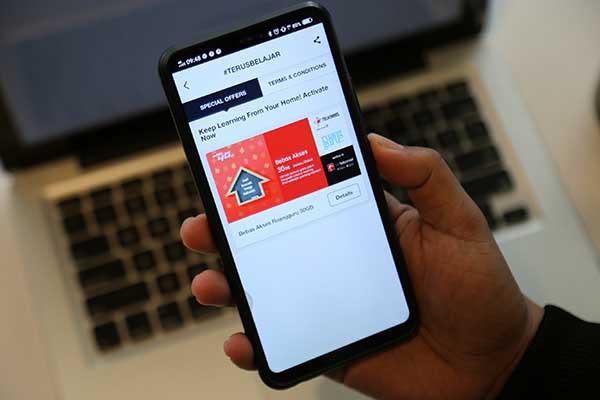 Kelakuan warga +62, kuota gratis Telkomsel untuk ruangguru malah dibobol