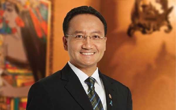 Yos Ginting menjadi Komisaris Indodax