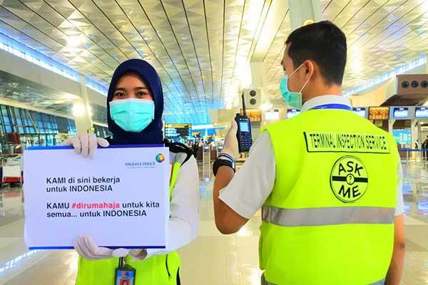 Giliran penerbangan ke UEA, Korsel, dan Tiongkok dibuka bandara Soetta