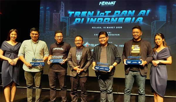 Indonesia dinilai punya potensi besar untuk AI dan IoT
