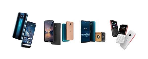 Nokia rilis smartphone 5G