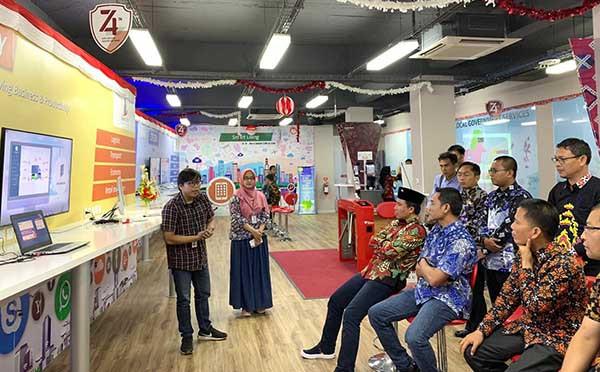 Kabupaten Lampung Barat ingin wujudkan smart city