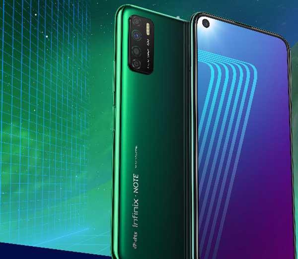 Infinix Note 7 siap bersaing di pasar smartphone