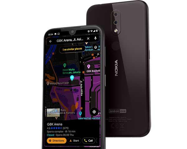 Nokia 4.2 sekarang dipersenjatai Android 10