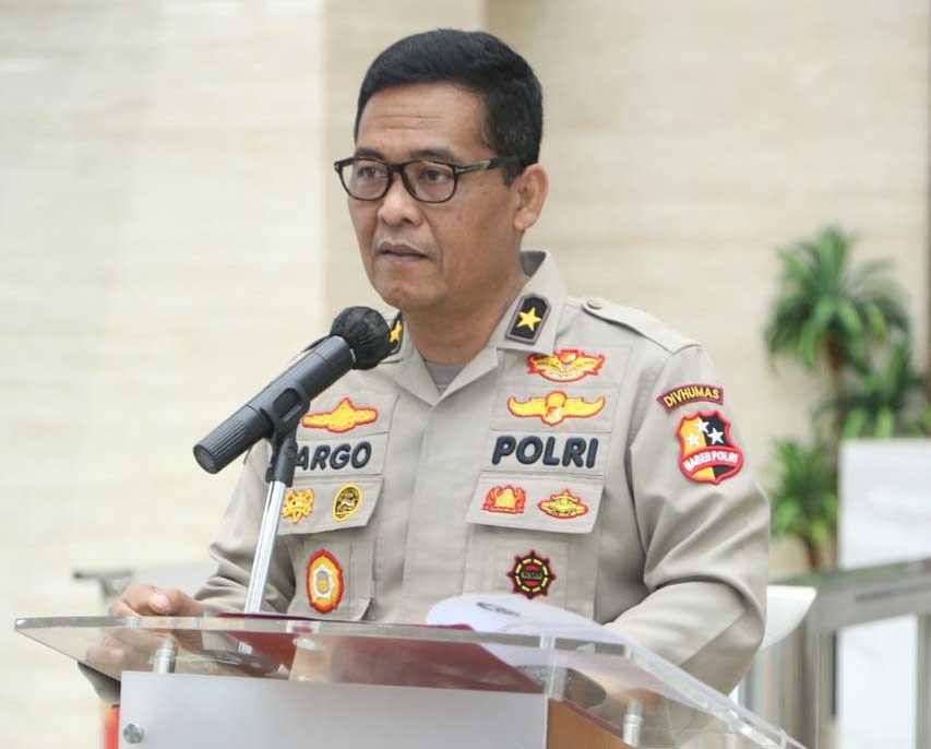 Setelah ditangkap, Ravio dilepas polisi