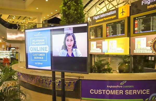 Angkasa Pura I terapkan Customer Service Virtual di 12 Bandara