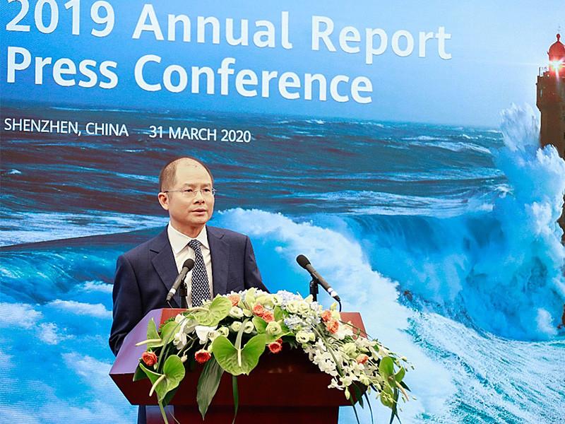 Kinerja Huawei naik hingga 19 persen