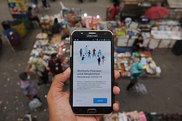 Kominfo bantah aplikasi PeduliLindungi curi data pribadi