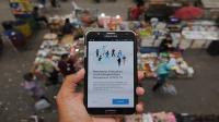 Aplikasi PeduliLindungi terintegrasi dengan Gojek