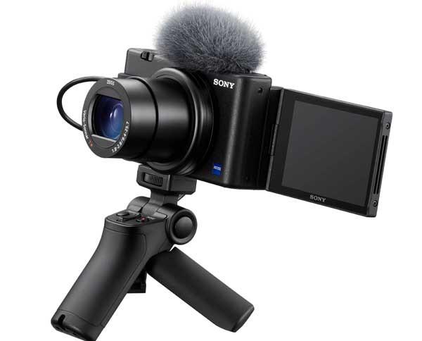 ZV-1, kamera untuk pengambilan video kasual