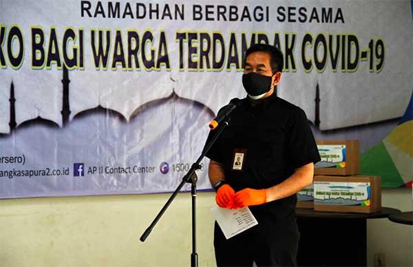 Angkasa Pura II gelontorkan Rp9,739 miliar guna dukung masyarakat lawan Covid-19