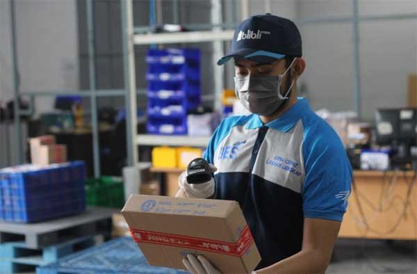 Penjualan produk kesehatan dan perawatan diri meningkat di Blibli