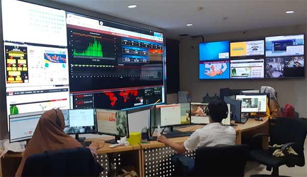 Solusi digital dari Telkom bagi pelanggan korporasi bertahan di tengah badai Covid-19