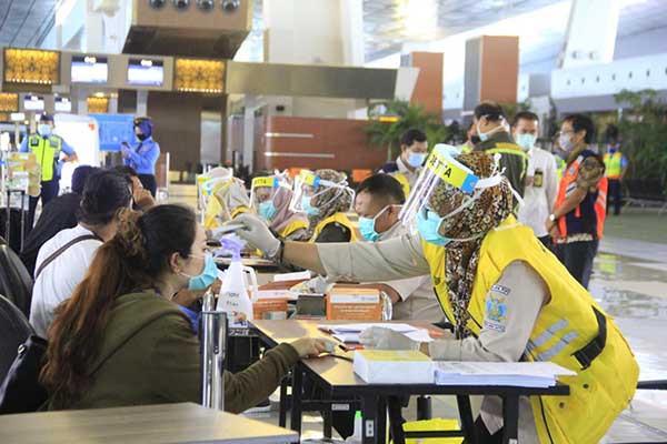 Sekitar 74,59% warga di Indonesia bersedia divaksin