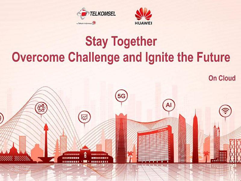 Huawei dan Telkomsel perkokoh kemitraan masuki era New Normal