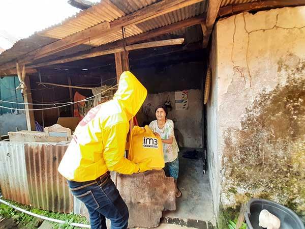 Indosat Ooredoo salurkan bantuan lawan Pandemi Covid-19