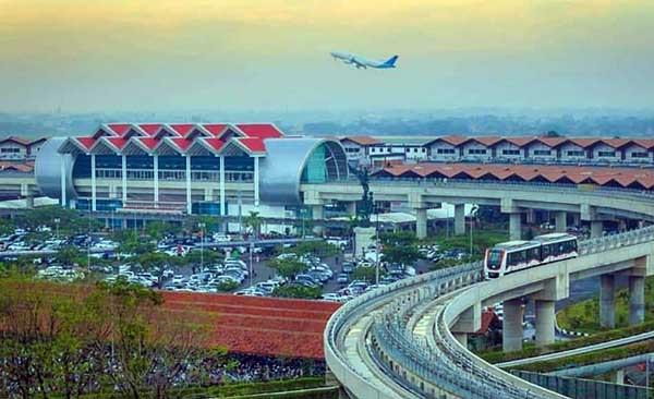 Bandara Soetta manfaatkan PLTS untuk operasikan AOCC